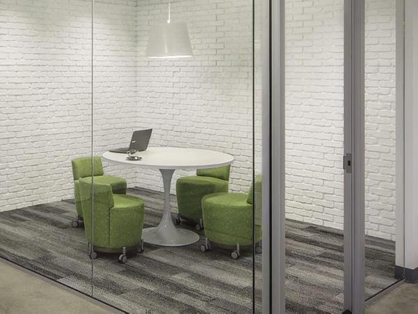 custom bespoke glass partition